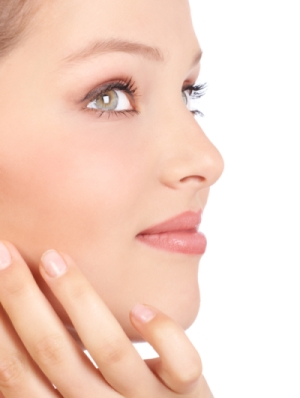 Laser resurfacing smooths skin for a younger appearance.